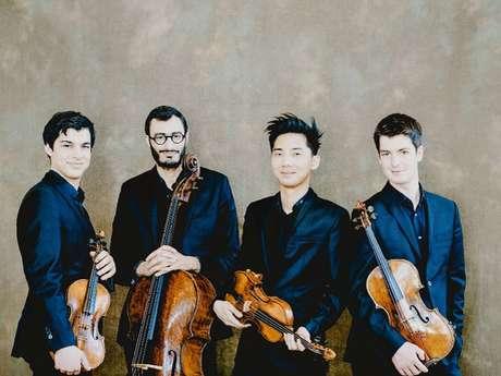 Quatuor Arod - Théâtre de la Maison du Peuple