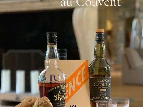 """"""" Les jeudis au couvent """" - Dégustation de vins et whiskies rares"""
