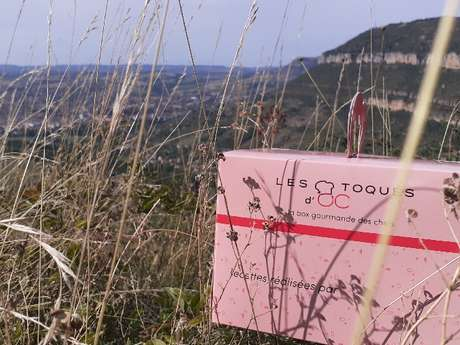 Toqués d'Oc Millau - Box gourmande