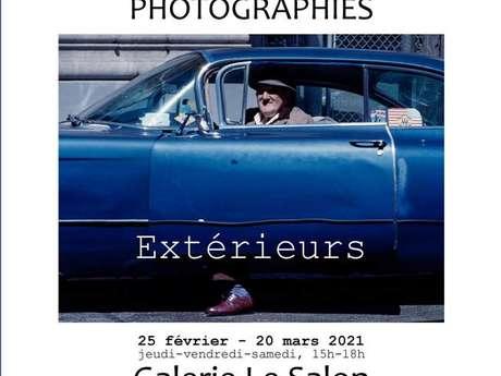 """Exposition photos """" Extérieurs """" - Galerie le Salon"""