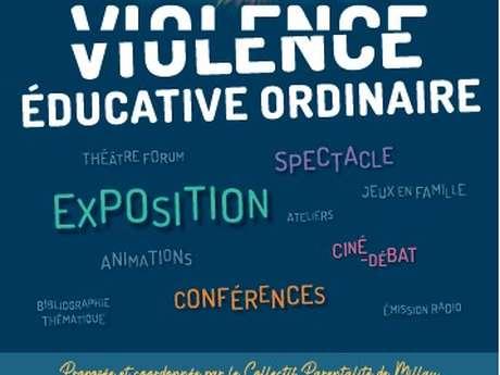 Semaine de la non violence éducative ordinaire - MAINTENUE EN DISTANCIEL