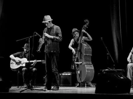 Millau Jazz Festival - Les Tire Bouchons