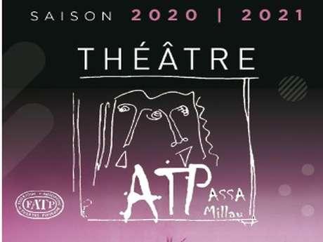 Saison 2020-2021 théâtre ASSA - ATP - ANNULÉ