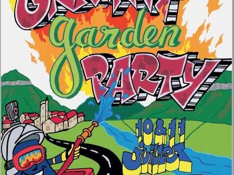 Grafiti Garden Party