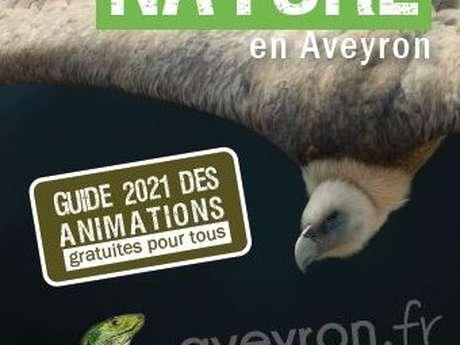 Les Rendez-Vous Nature en Aveyron, cirque de St Marcellin : patrimoine naturel et culturel