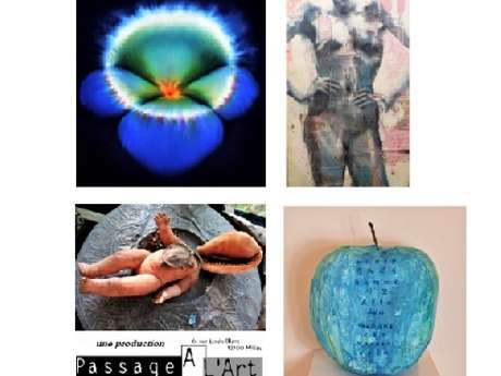 """Exposition """"Vénus sous serre"""" - Terrasses d'Art"""