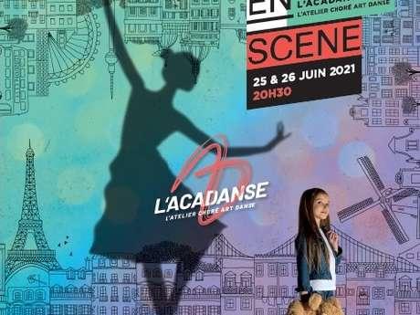 Gala de danse, l'Acadanse Laurène Bertrand