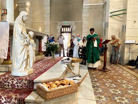 Fête de la Ste Anne