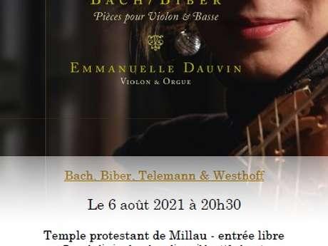 Concert OVNI Baroque