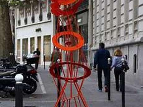 Parcours sculptural : Jean Michel Batlle