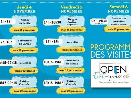 Sévigné carrière d'Aguessac - Open Entreprises - JCE