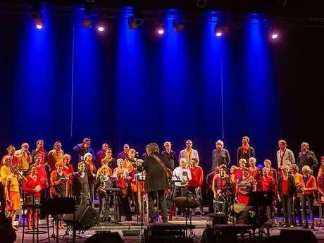 Chorale Poly'Songs - Théâtre de la Maison du Peuple