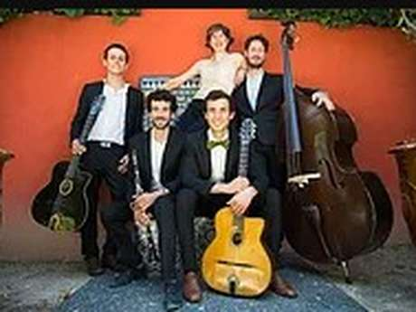 Concert :  Gramophone Stomp - (Swing Jazz Manouche) - Le Pic Vert