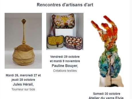 Rencontres d'artisans d'art - Espace Métiers d'Art