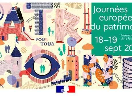 Journées Européennes du Patrimoine  - Visite guidée du village de Peyre