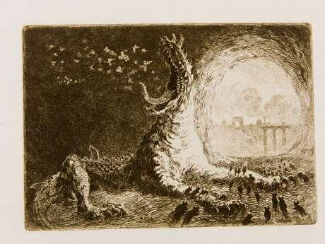 """Exposition """"Eugène Viala, graveur du fantastique"""""""