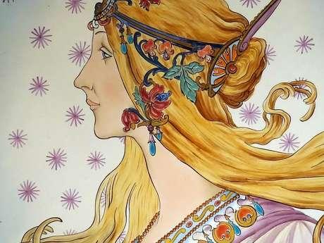 NANCY 1900 ARTS ANTIQUITES