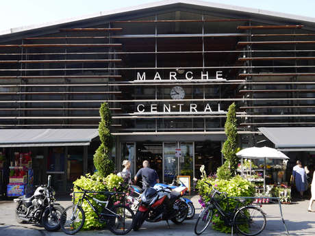MARCHÉ CENTRAL DE NANCY
