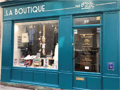 BOUTIQUE LETTRESHOP