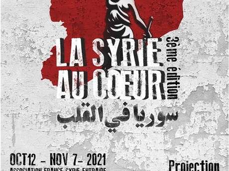 ÉVÉNEMENT LA SYRIE AU COEUR