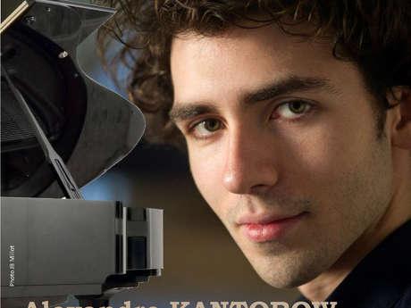 CONCERT ALEXANDRE KANTOROW PIANO