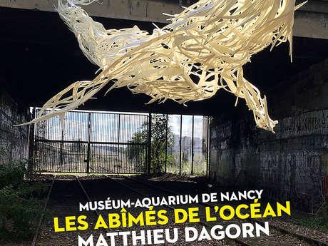 EXPOSITION LES ABÎMÉS DE L'OCÉAN