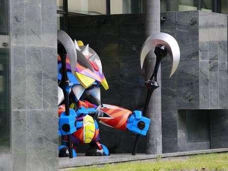GUINGUETTE AU JARDIN DU MUSÉE DES BEAUX-ARTS