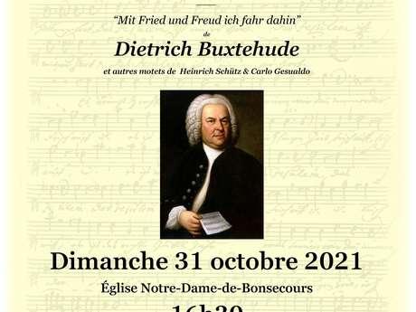 CANTATE BWV 158 DE JOHANN SEBASTIAN BACH