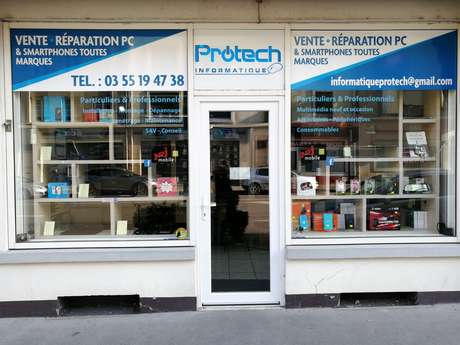 PROTECH INFORMATIQUE