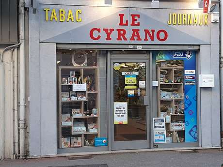 TABAC PRESSE LE CYRANO