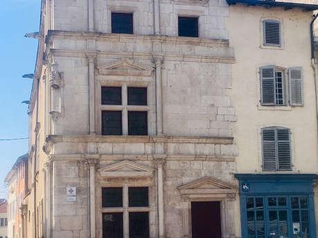 CONSERVATOIRE DU PATRIMOINE DE CHARMES