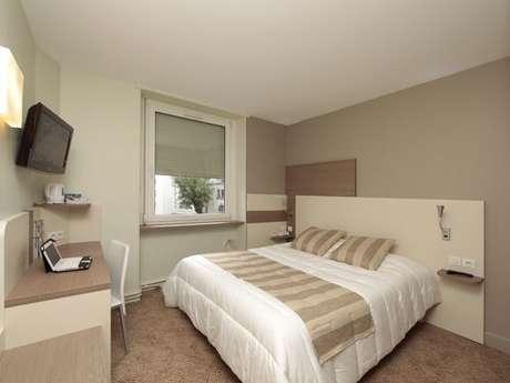 HOTEL CAMPANILE EPINAL CENTRE - GARE
