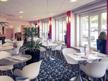 HOTEL RESTAURANT MERCURE - LE MOUTON BLANC  - EPINAL