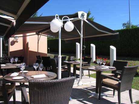RESTAURANT LE ROCHAMBEAU - HOTEL BEST WESTERN LA FAYETTE