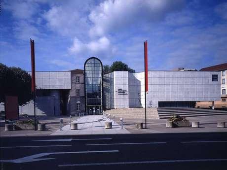 MUSÉE DÉPARTEMENTAL D'ART ANCIEN ET CONTEMPORAIN