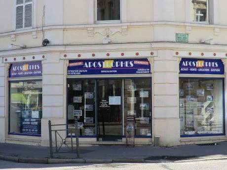 APOSTROPHES AGENCE IMMOBILIERE