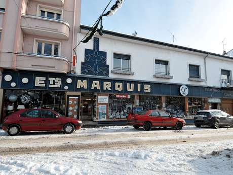 ETS MARQUIS - ELECTRICITE GENERALE - LUMINAIRES