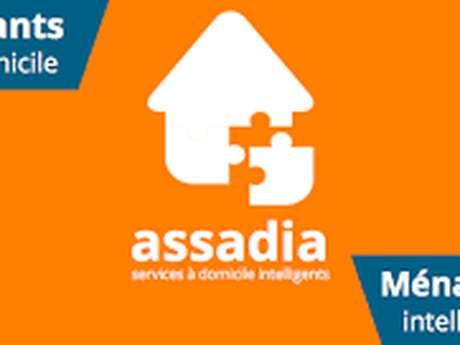 ASSADIA/ GARDES D'ENFANTS ET MENAGE INTELLIGENTS A DOMICILE