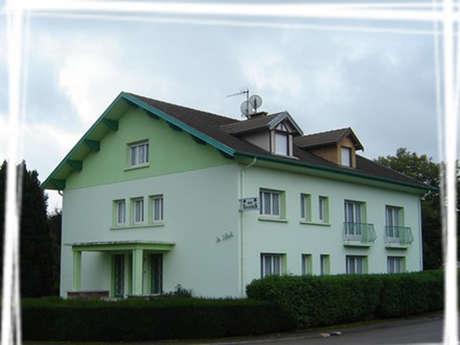 MEUBLÉ - AUX TILLEULS - STUDIO N°3 RDC