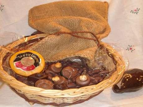 BISCUITS ET CHOCOLATS DE HAUTE-MARNE