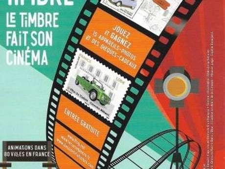 Fête du timbre - thème automobile