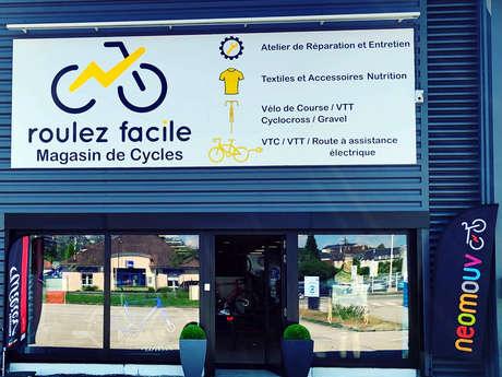Roulez Facile - magasin de cycles et cycles électriques