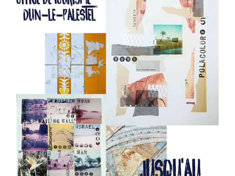 Exposition photographie-collage
