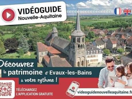 Vidéoguide Nouvelle-Aquitaine : Evaux-les-Bains