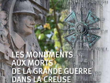 """Exposition """"Les plaques funéraires des soldats Creusois de la Première Guerre mondiale """""""