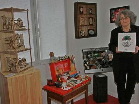 """Journées Européennes du Patrimoine : """"Cabinets de Curiosités"""" et """"Livres étranges"""""""
