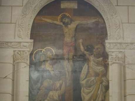 Le chemin de croix d'Honoré Hivonnait (1854)
