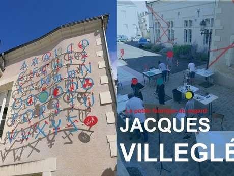 La petite fabrique du regard : Jacques Villeglé