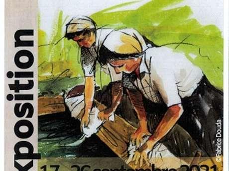 Artisans et métiers d'antan à Naintré