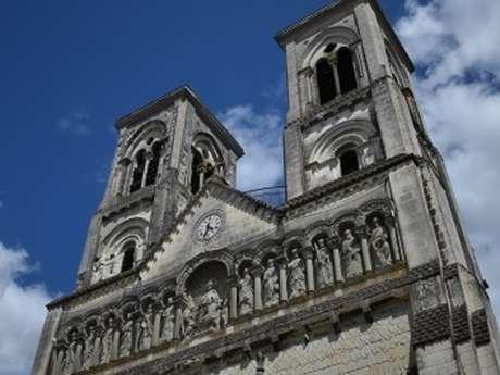 Autour de l'église Saint-Jacques